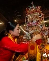 2019湄洲島媽祖祖廟金身巡安故里