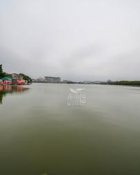 白塘湖风光